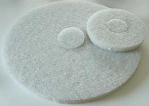 White Soft Pads